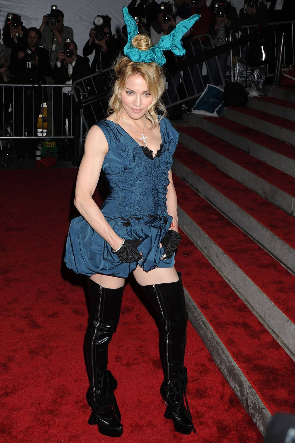Crazy Celebrity Outfits We'll Never Forget pictures