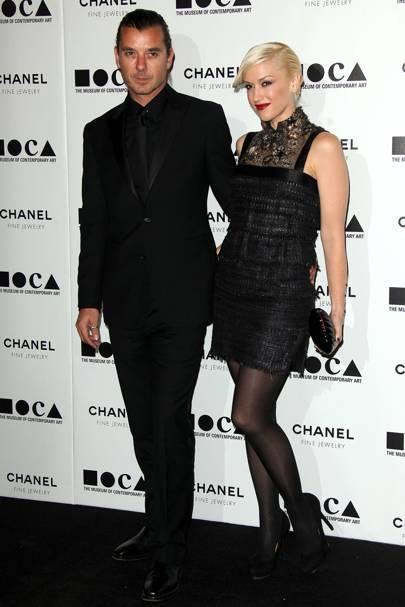 Gavin Rossdale & Gwen Stefani