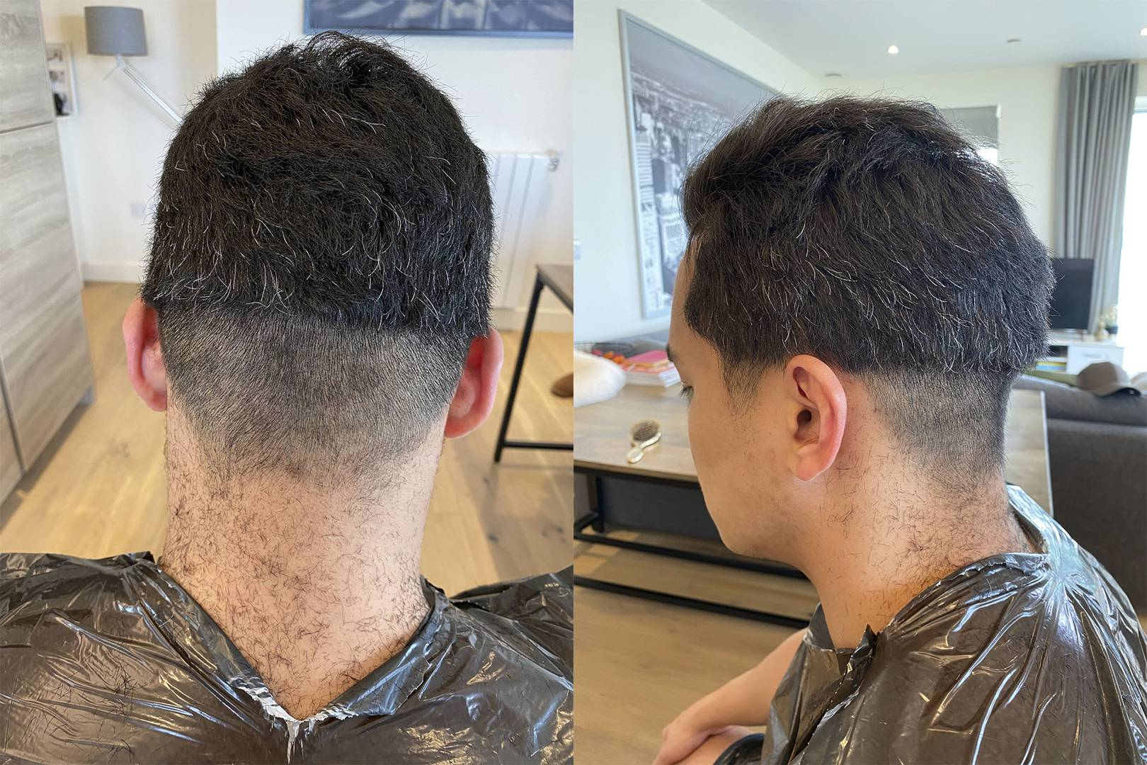 How To Cut Men S Hair At Home During Isolation Glamour Uk