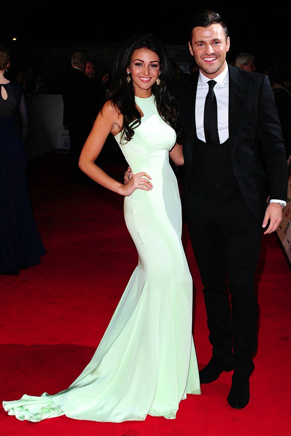 Mark Wright & Michelle Keegan's Wedding & Honeymoon: The Dress