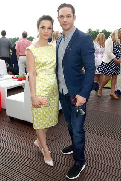 Charlotte Riley & Tom Hardy