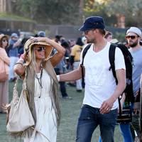 Fergie and Josh Duhamel at Coachella 2012