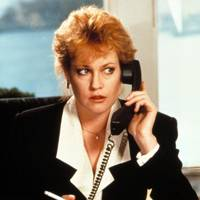 Melanie Griffiths in Working Girl