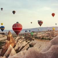 Cappadox, Turkey