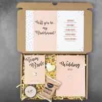 20. With a bridesmaid kit
