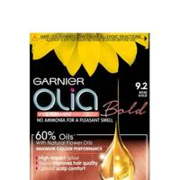 9. The rose gold hair dye