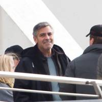 George Clooney in Tomorrowland