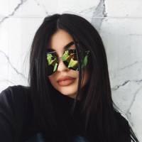 Ginger on Kylie Jenner