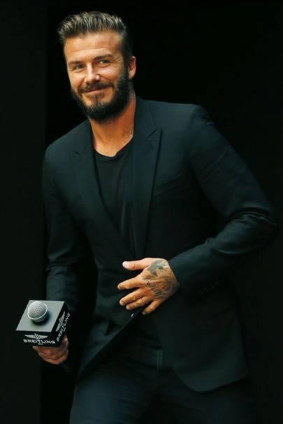 43. David Beckham