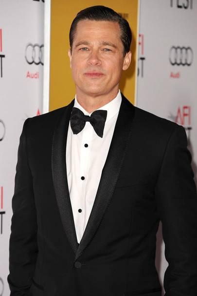 51. Brad Pitt