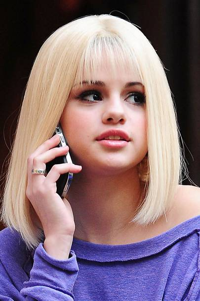 Selena Gomez Hair Beauty Styles In Pictures Glamour Uk
