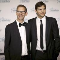 Ashton & Michael Kutcher