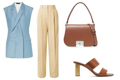 1. The Wide-Leg Trousers