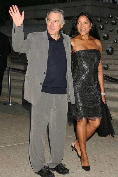 Robert De Niro & Grace Hightower
