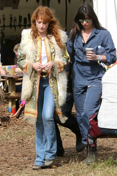 Florence & Daisy