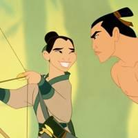 Disney: Mulan & Li Shang
