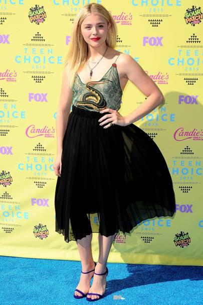 Chloe Moretz - 17 August 2015