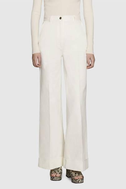 Best designer white jeans