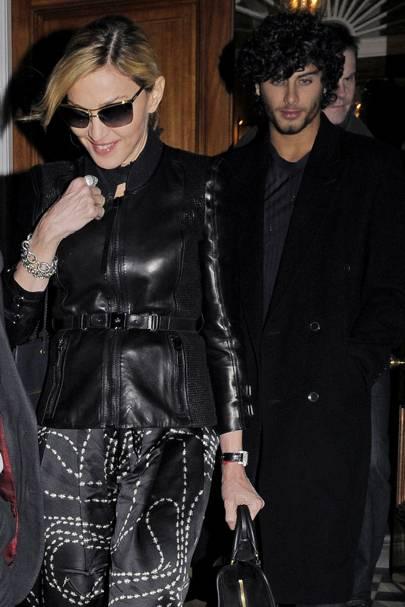 Madonna & Jesus Luz