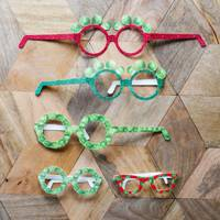 Best Christmas decorations: the novelty glasses