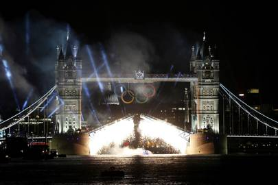 London 2012's Oscar-worthy opening ceremony