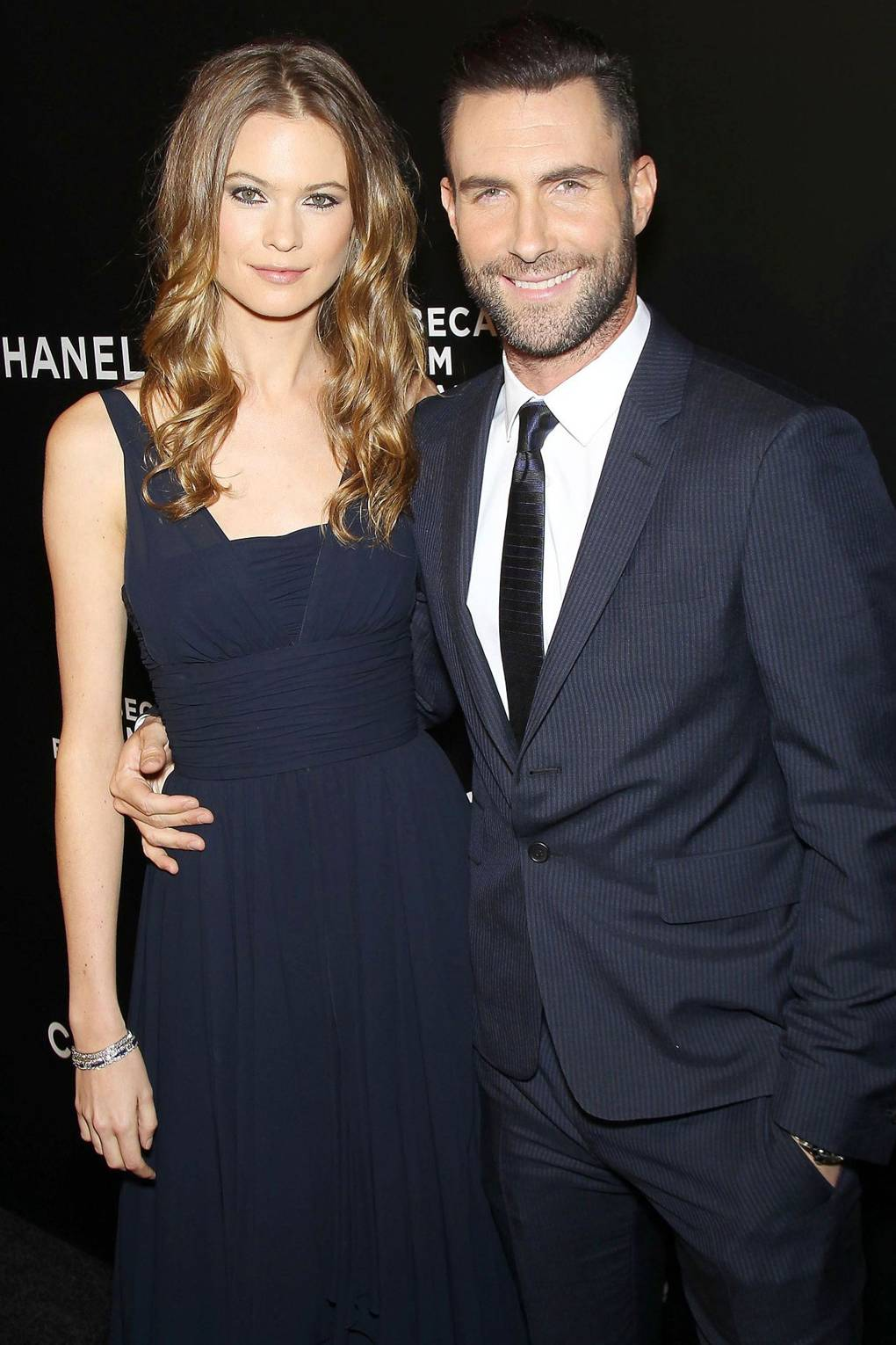 Adam levine wedding to behati prinsloo proposal glamour uk junglespirit Images
