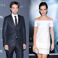 Robert Pattinson and Emma Watson hook-up