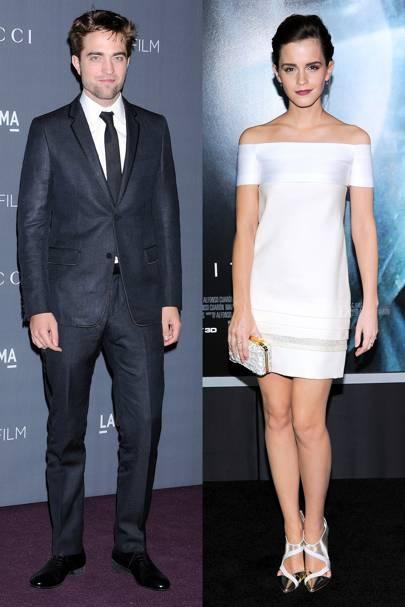 Robert Pattinson and Emma Watson hook-up