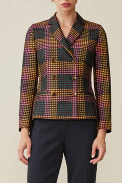 Best colourful blazer