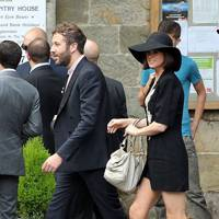 Chris O'Dowd and Dawn Porter, 2012