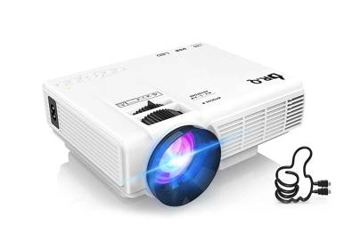 Best projector with screen