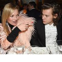Kate Moss & Harry Styles