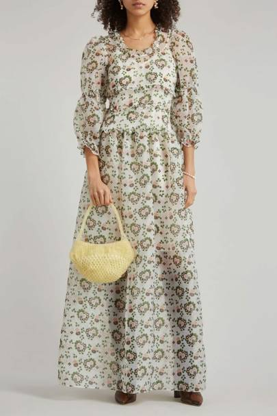 Best Dresses In The Sale: Maxi Dress