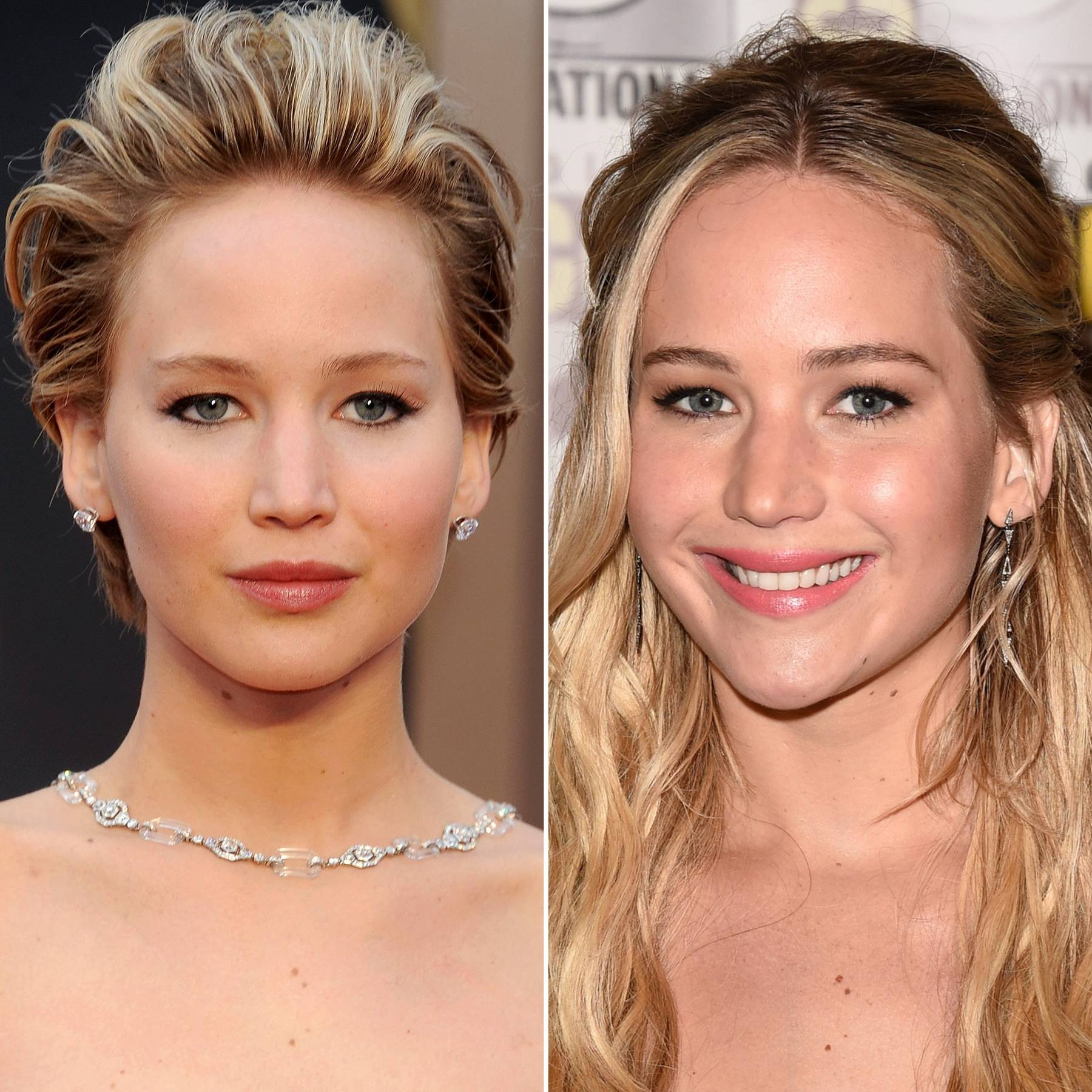 Celebrity Eyebrow Transformations: Thin vs Thick | Glamour UK