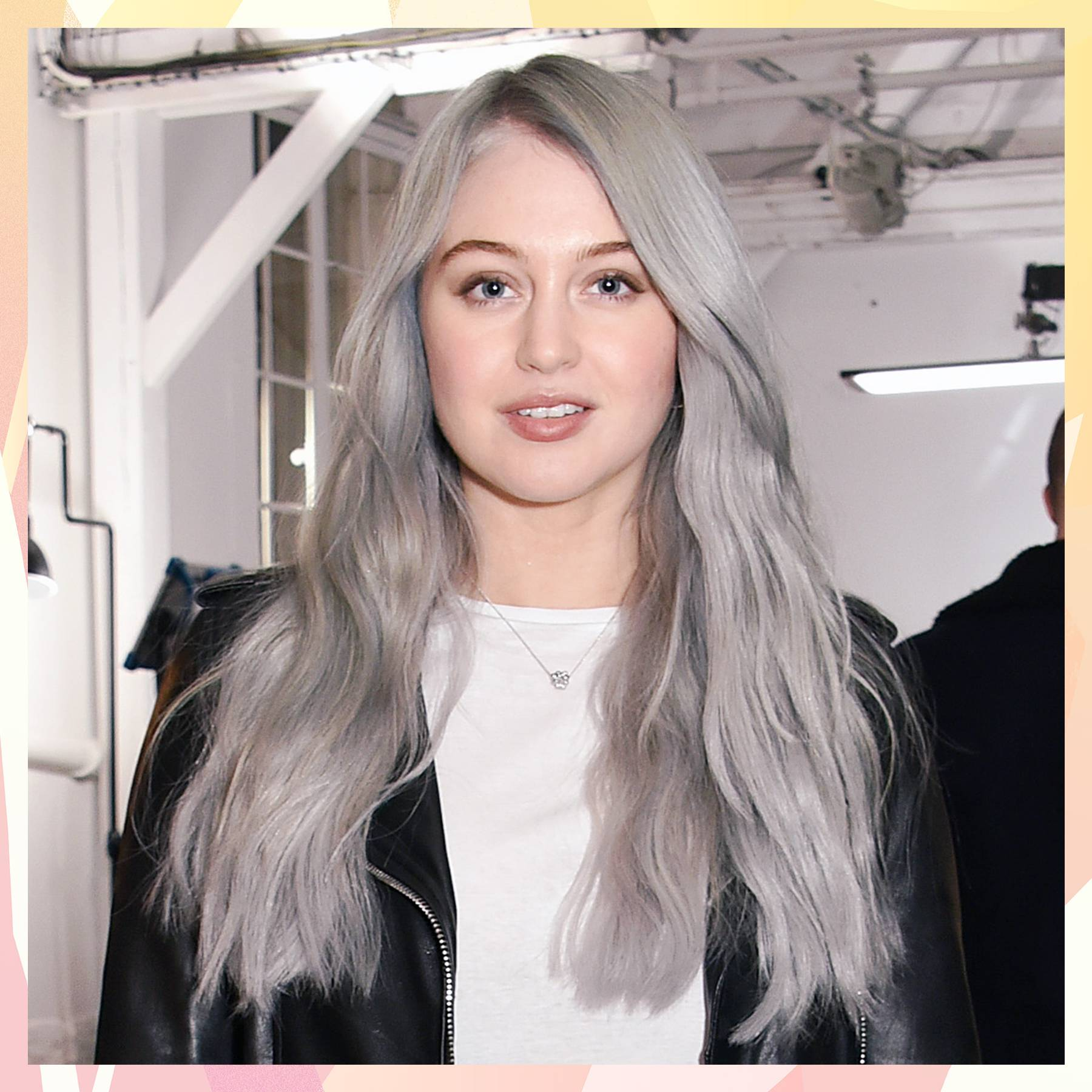How To Get Grey Hair: A Guide To 2019\'s Silver Hair Colour Trend ...