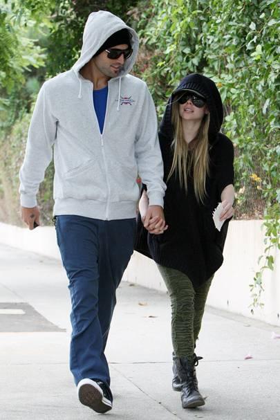 Avril Lavigne & Brody Jenner