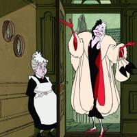 101 Dalmations (Cruella)