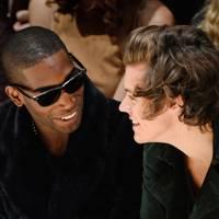 Tinie Tempah and Harry Styles