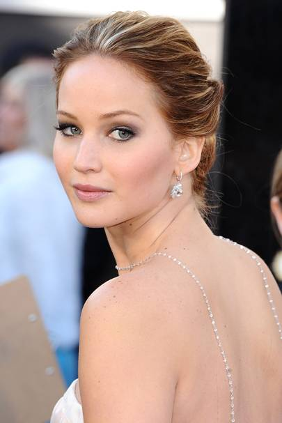 Best Natural Beauty: Jennifer Lawrence