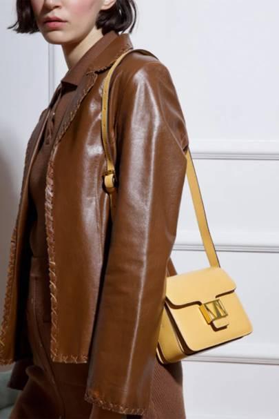 Best designer cross-body bags: Manu Atelier