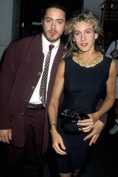 Robert Downey Jr & Sarah Jessica Parker