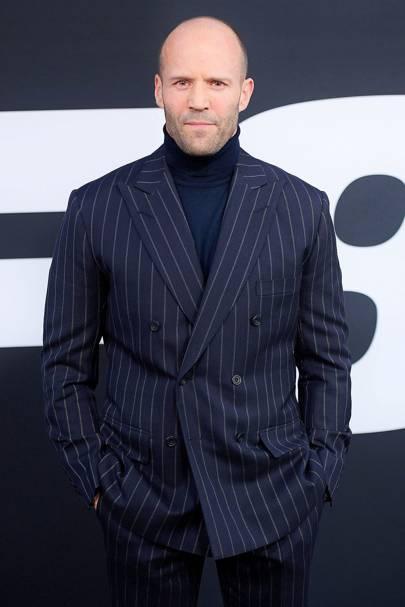 62. Jason Statham