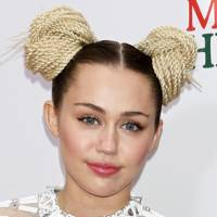 Miley Cyrus' Star Wars-inspired hairstyle