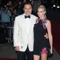 David Walliams & Lara Stone