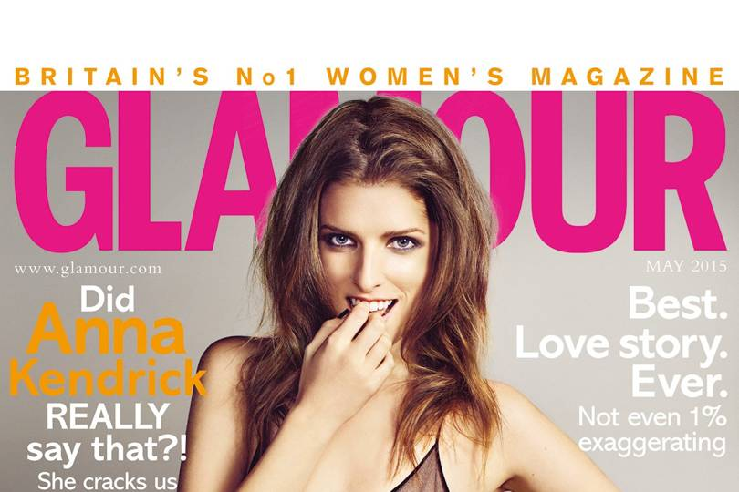 Meet GLAMOURs May Cover Star Anna Kendrick