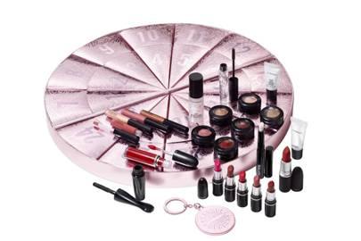 Best beauty advent calendar for colour cosmetics fans