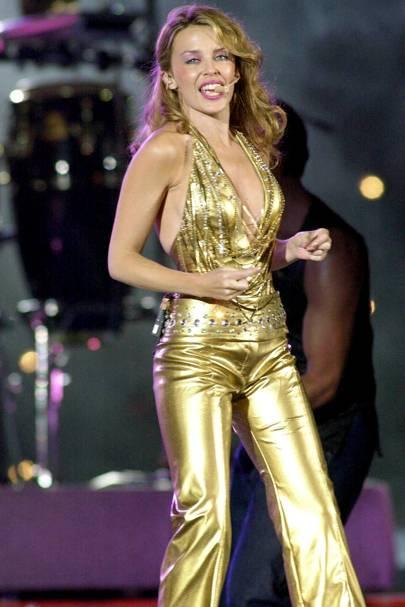 Kylie Minogue – Golden Girl
