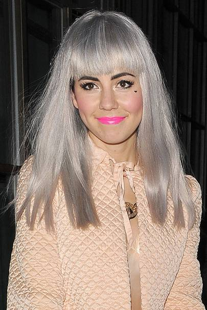 How To Get Grey Hair A Guide To 2019s Silver Hair Colour Trend