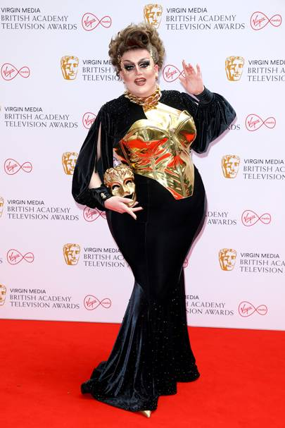 BAFTA TV Red Carpet: Lawrence Chaney