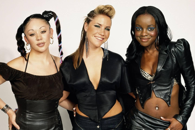 Girl Bands 90er